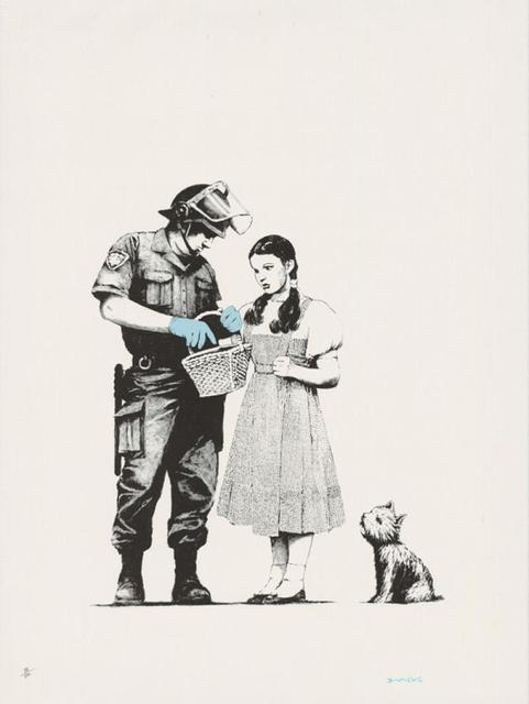 Banksy, 'Stop and Search', 2007, IDEA