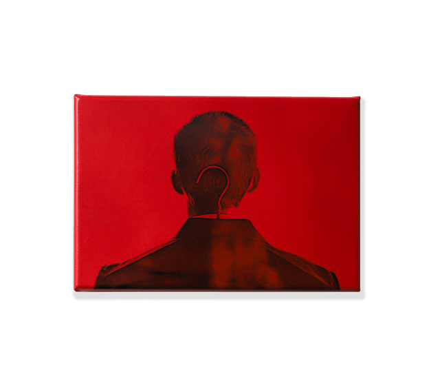 , 'Portrait of the Artist in a Drip-dry Suit (Red),' 1962, Rossi & Rossi