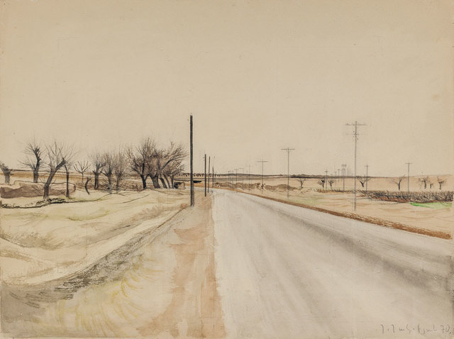 , 'The Road,' 1970, Tufenkian Fine Arts