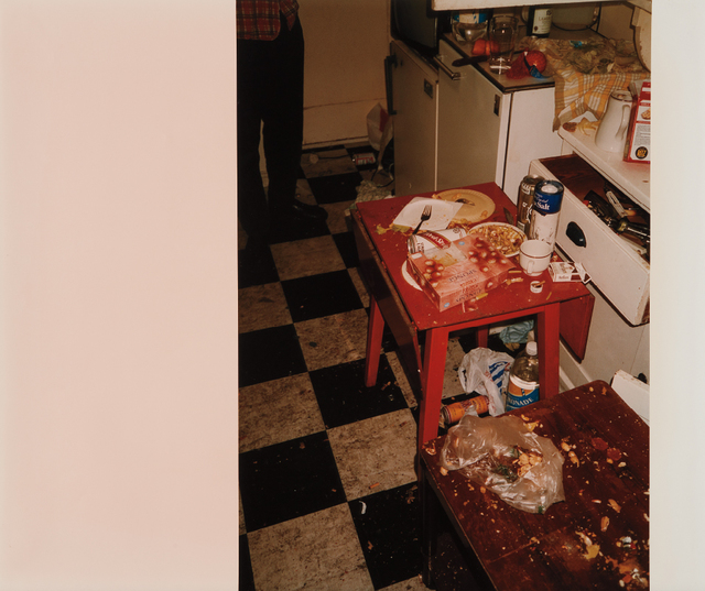 Wolfgang Tillmans, 'Kitchen after party', Photographed in 1992 and printed in 1993, Phillips