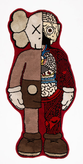 KAWS, 'Companion Mat', 2016, Other, Polyester rug, Heritage Auctions