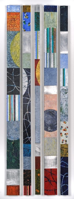 , 'Strata Series 17 Set C,' 2017, Susan Eley Fine Art