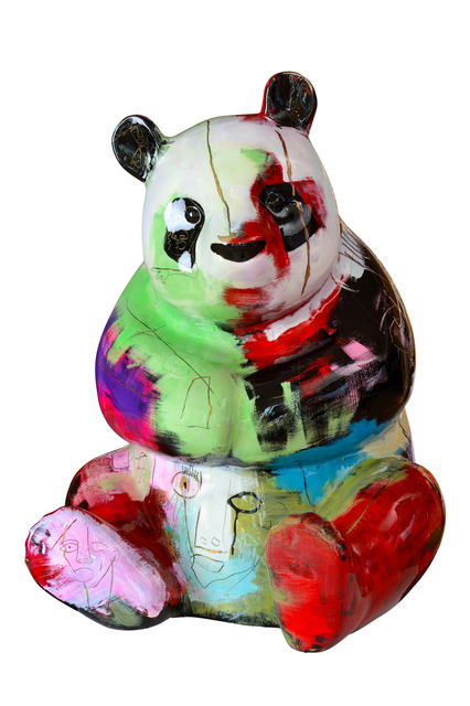 , 'Panda Ba,' 2013, Galeries Bartoux Singapore