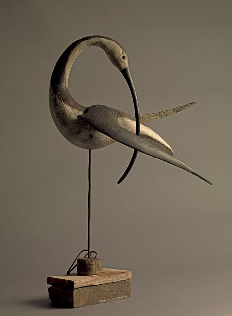 , 'Preening Winged Curlew,' , Dowling Walsh