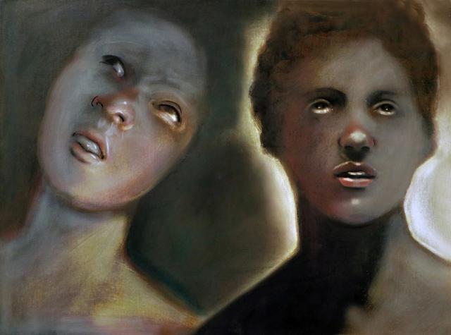 , 'Lovers Series No. 39,' 2017-2018, Charles Nodrum Gallery