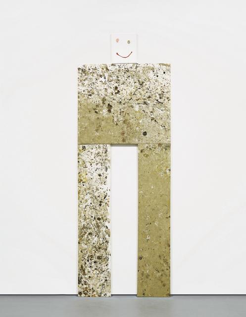 Dan Colen, 'Shitface', 2007, Phillips