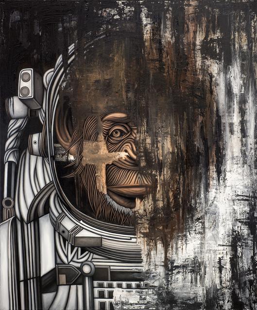, 'Evolyutsiya,' 2015, DETOUR Gallery