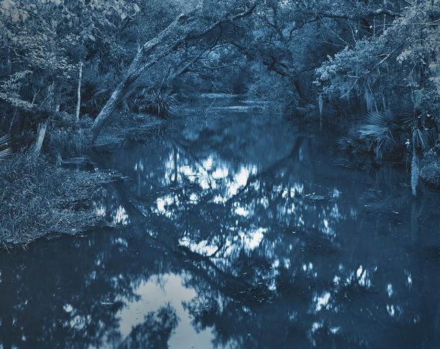 , 'Blue Bayou 39,' 2015, MIYAKO YOSHINAGA