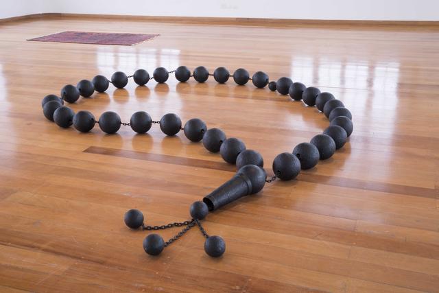 , 'Worry beads ,' 2009, Fundación Proa