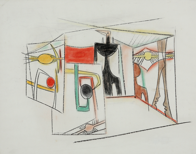 , 'Untitled,' ca. 1950, SkyGallery