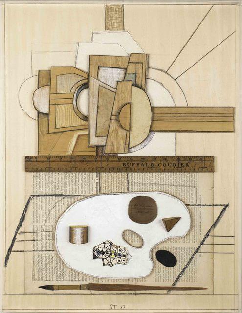 , 'Easel & Palette,' 1987, Vallarino Fine Art