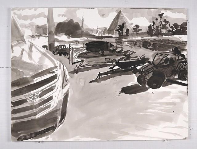 , 'Archer Street,' 2017, Zeitgeist
