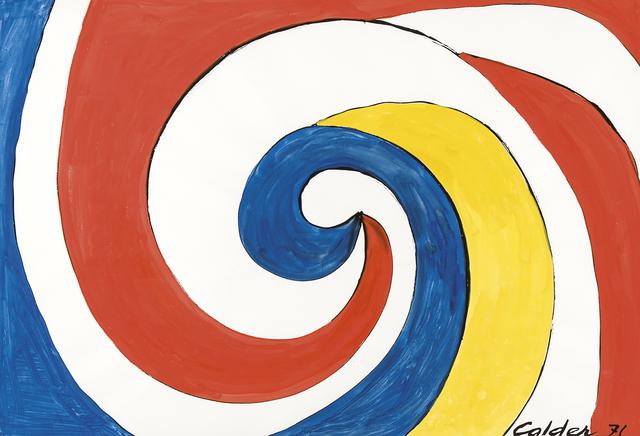 , 'Inner Nautilus ,' 1971, Omer Tiroche Gallery