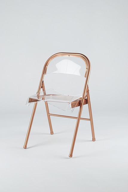 , 'Corona chair,' 2017, Anáhuac