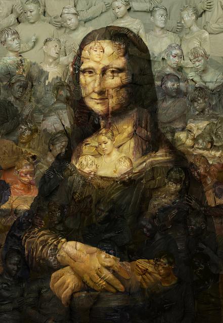 , 'Mona Lisa,' 2016, Klein Sun Gallery