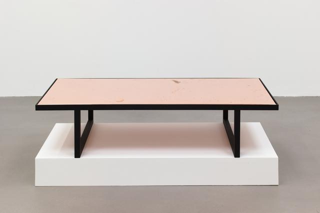 Walead Beshty, 'Table', 2014, Petzel Gallery