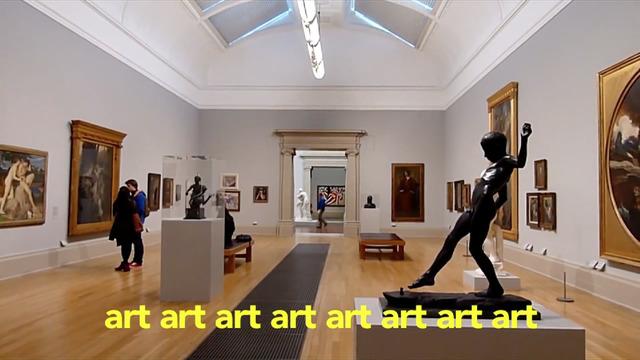 , 'Art, Art, Art,' 2017, de Sarthe Gallery