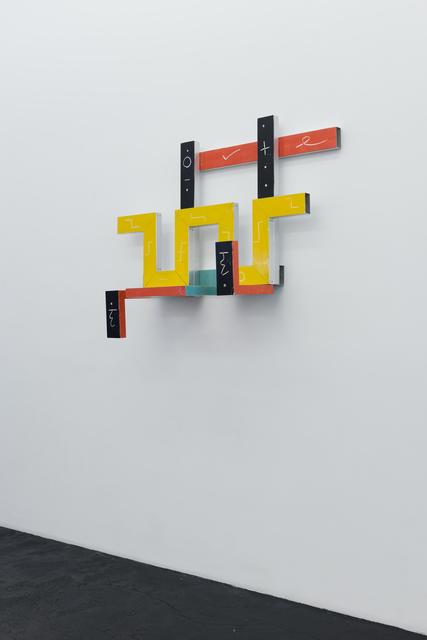 , 'Rangoli IV (Rangoli Series),' 1981, Häusler Contemporary
