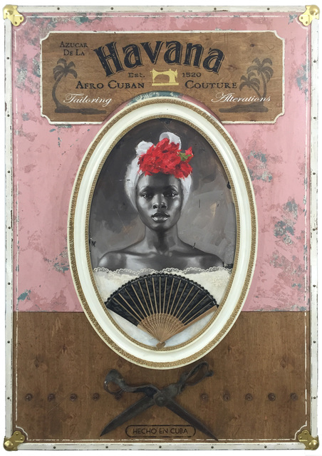 , 'Azúcar De La Havana,' 2016, Sirona Fine Art