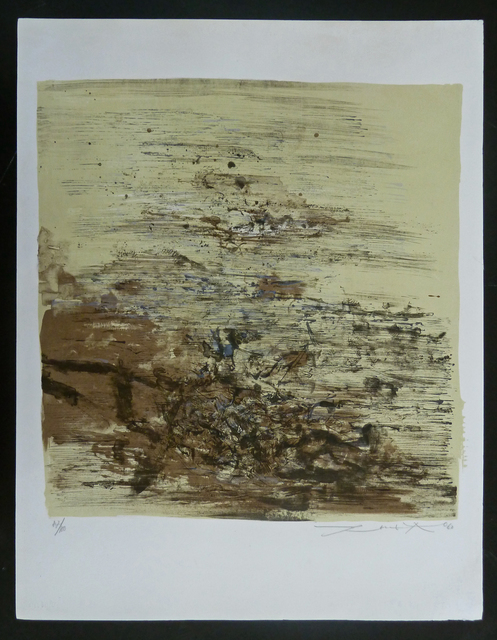 , 'Lithograph 128,' 1960, Gilden's Art Gallery