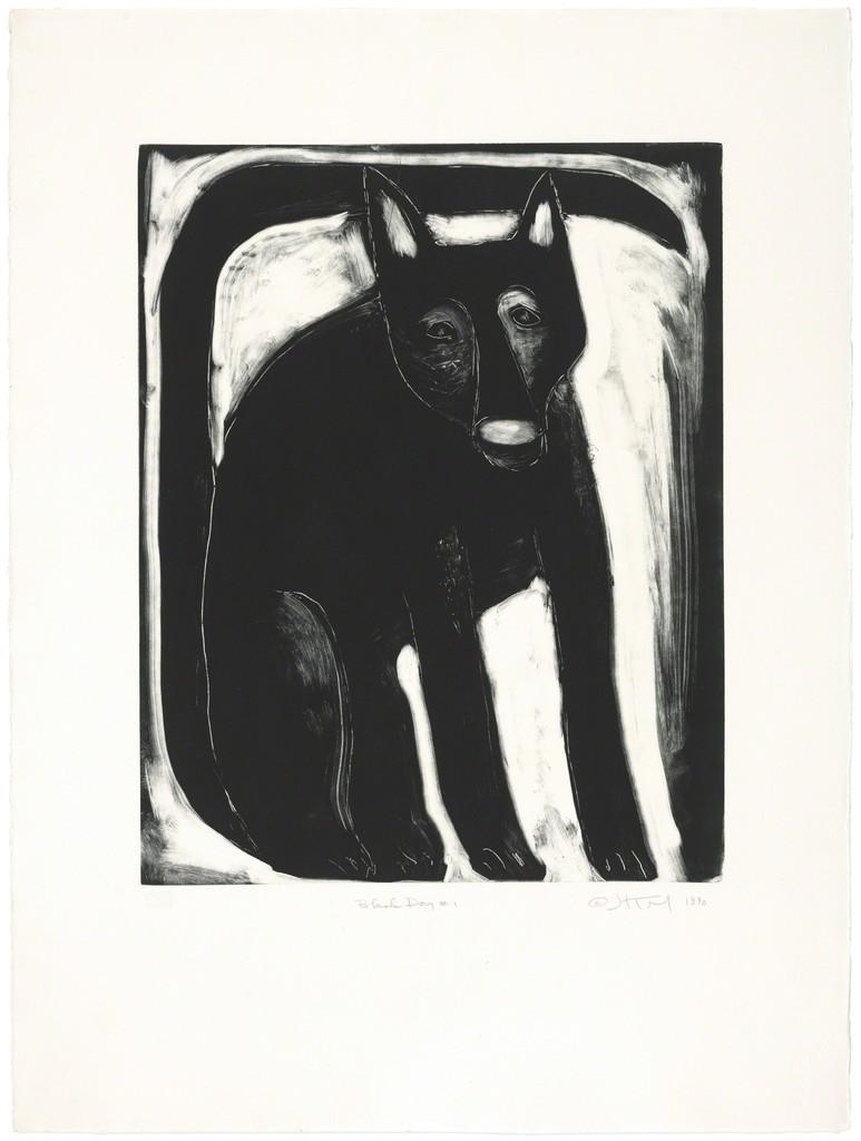 Black Dog #1