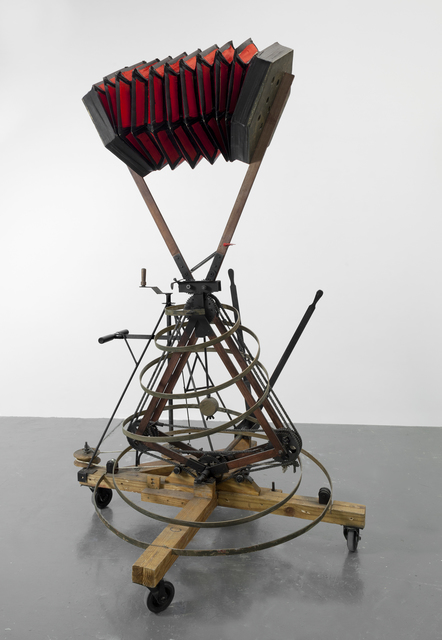 , 'Refuse the Hours Bellows,' 2013, Marian Goodman Gallery