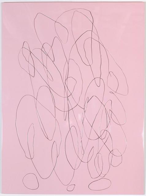 , 'Cloud Posture,' 2015, Johannes Vogt Gallery