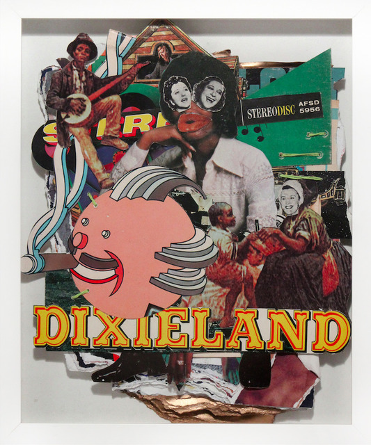 , 'Dixie Land,' 2016, Freight + Volume