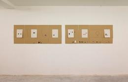 , 'Frase-Flecha. Habla/Dice,' 2013, Galería Heinrich Ehrhardt