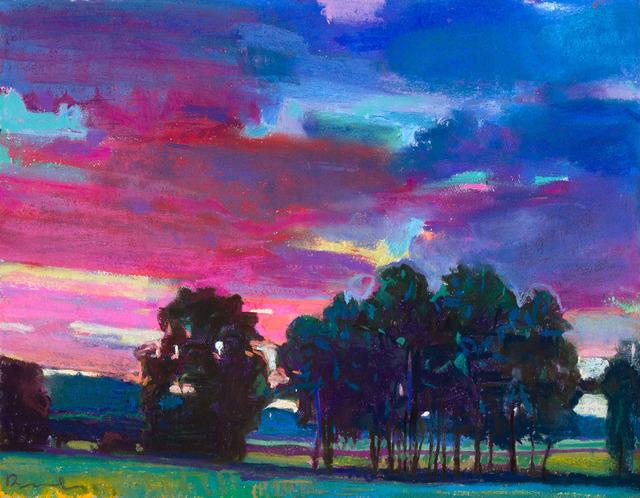 , 'AN EARLY GLOW,' 2014, Jerald Melberg Gallery