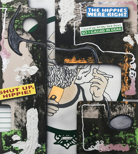 Josh Reames, 'Hippie Stuff', 2018, Luis De Jesus Los Angeles
