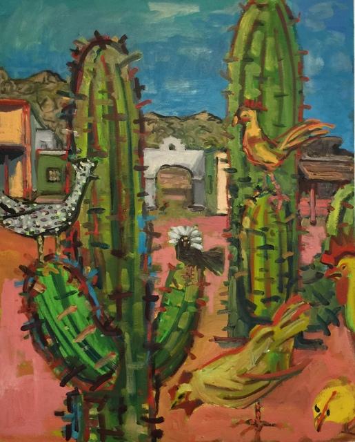 , 'The Stage,' 2018, Galería Arteconsult