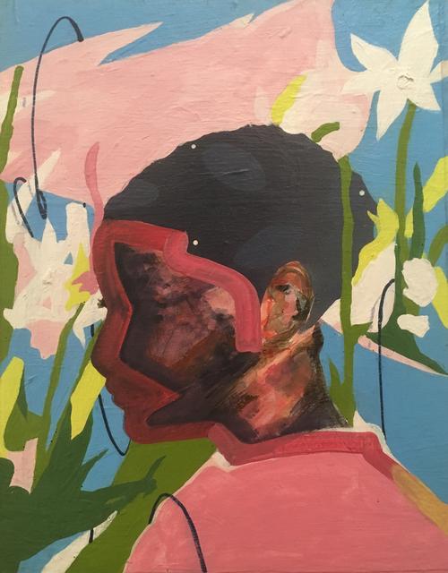 , 'Painted By Numbers,' 2016, Deep Space Gallery