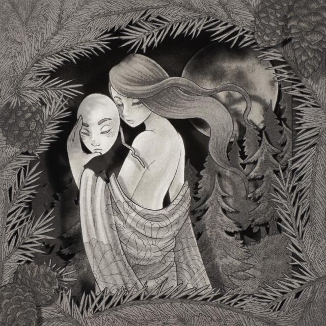 , '綾鼓 (Aya no Tsuzumi),' 2019, Haven Gallery
