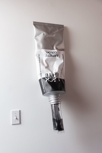 , 'Black and White,' 2018, JFRH Art Supply
