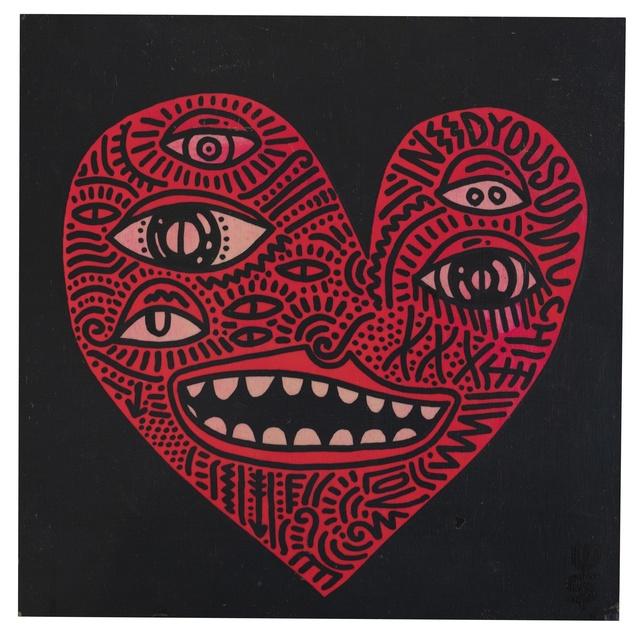, 'Heartless II,' 2018, FF-1051 Gallery