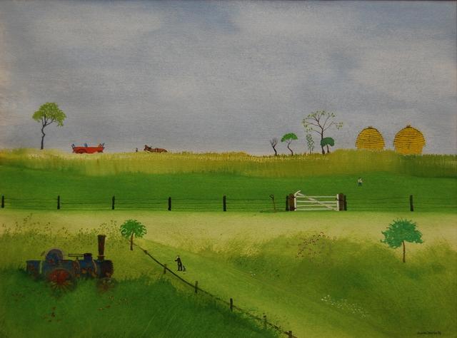 , 'I remember when she was the pride of the farm,' ca. 1984, Robert Eagle Fine Art