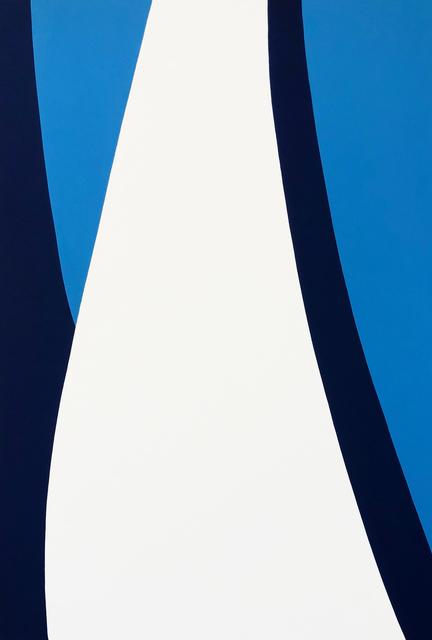 , 'Stream 07,' 2018, Berggruen Gallery
