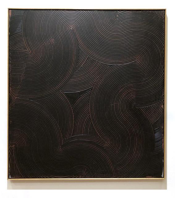 Duayne Hatchett, 'Red Line Swirl', 1990, Resource Art