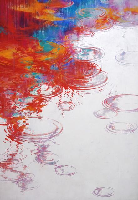 , 'Dance of Rain,' 2018, SEIZAN Gallery