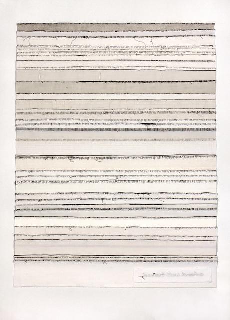 , 'Practice (no. 1),' 2017, Rhona Hoffman Gallery