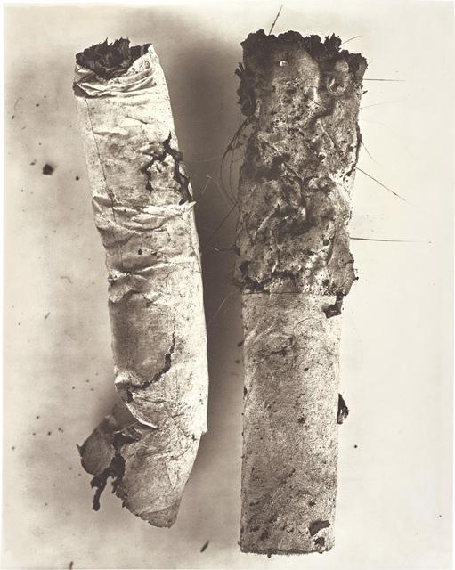 Irving Penn, 'Cigarette No. 17, New York', 1972, Phillips