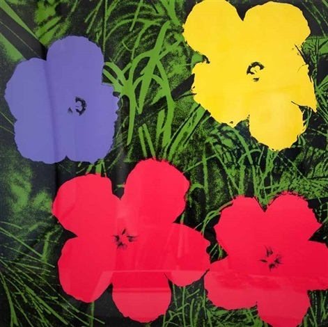 , 'Flowers (2),' 1964, Untitled Projects