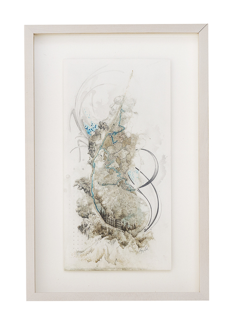 , 'Pressed Nature 1,' 2015, Hashimoto Contemporary