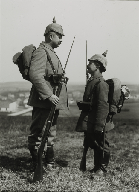 , 'Military Height Differences, 1915,' , Galerie Julian Sander