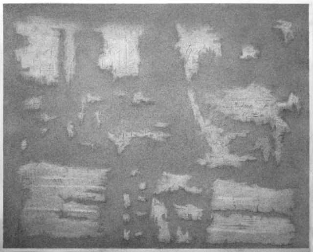 , 'Letter I,' 2017, Planthouse