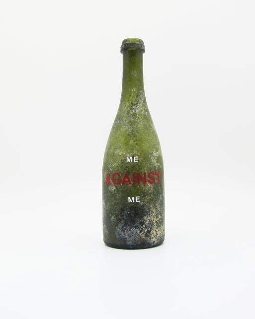, 'Me Against Me,' 2012, Carter Burden Gallery