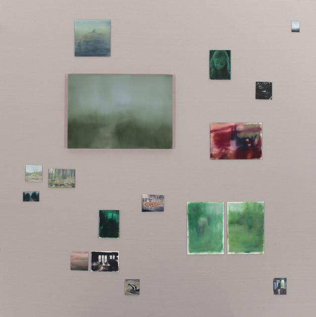 , 'Constellation III,' 2017, Barnard Gallery
