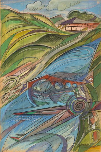 Uberto Bonetti, 'The Devil's Bridge', Bertolami Fine Arts