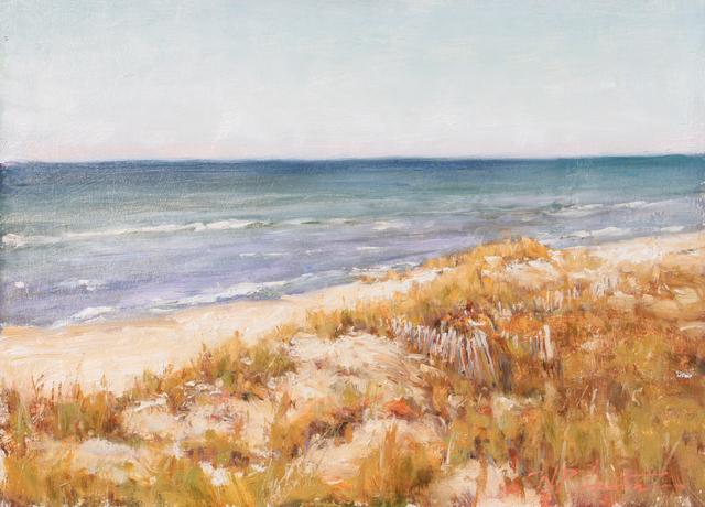 , 'Cape San Blas,' , Beverly McNeil Gallery